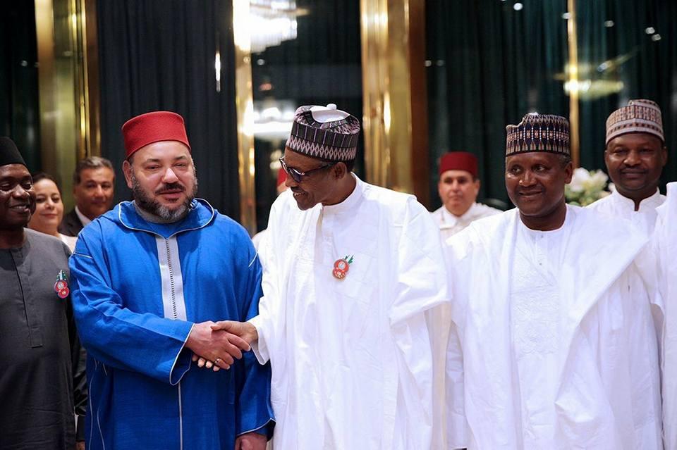 خط أنابيب الغاز نيجيريا المغرب: ثورة الملك محمد السادس الاقتصادية والتنموية لربط افريقيا بالعالم