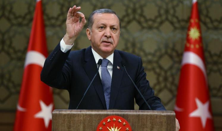 حزب العدالة والتنمية التركي يقدم اقتراح اصلاح دستوري لتعزيز صلاحيات ارودغان