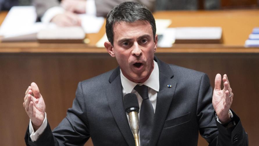 فالس يعلن ترشيحه للانتخابات الرئاسية الفرنسية