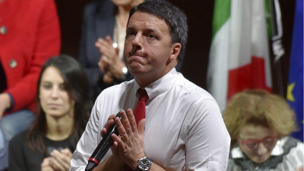 القلق يسود أسواق المال بسبب نتيجة الاستفتاء في إيطاليا