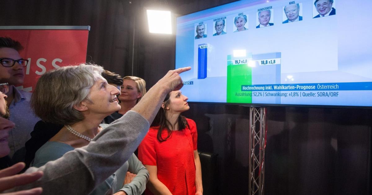 بدء التصويت في انتخابات قد تحمل يمينيا متطرفا الى الرئاسة في النمسا