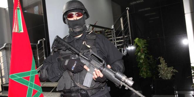 """عاجل: """"إف بي آي"""" المغرب يحبط خلية إرهابية داعشية بفاس وطنجة ويحجز ذخيرة وأسلحة"""