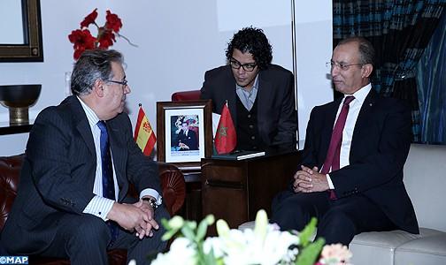 المغرب وإسبانيا يتفقان على أسس التعاون لمواجهة تنامي التهديد الإرهابي
