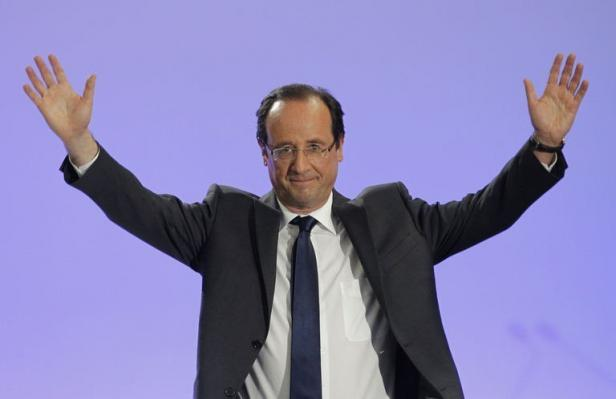 هولاند لن يترشح للانتخابات الرئاسية المقبلة في فرنسا عام 2017
