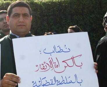 أزمة تعاطي وزارة العدل مع الحراك القضائي لنادي قضاة المغرب
