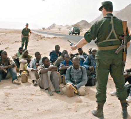 Odt: تستغرب وتستهجن التصريحات العنصرية، الصادرة عن هيئة رسمية لحقوق الإنسان بالجزائر